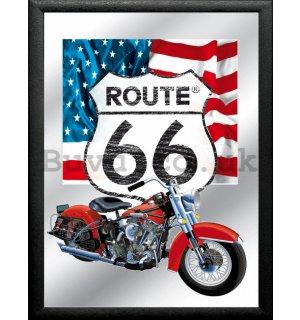 Mirror - Route 66 (American Harley)