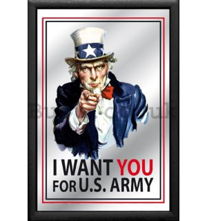Mirror - I Want You For U.S. Army