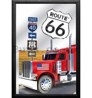Mirror - Route 66 (Truck)