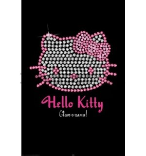 Poster - Hello Kitty (Bling)