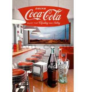Poster - Coca-Cola (Dinner)