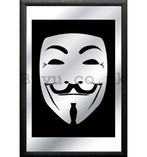 Mirror - Anonymous (Guy Fawkes)