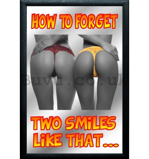 Mirror - How to Forget Two Smiles